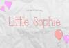 Little Sophie Font
