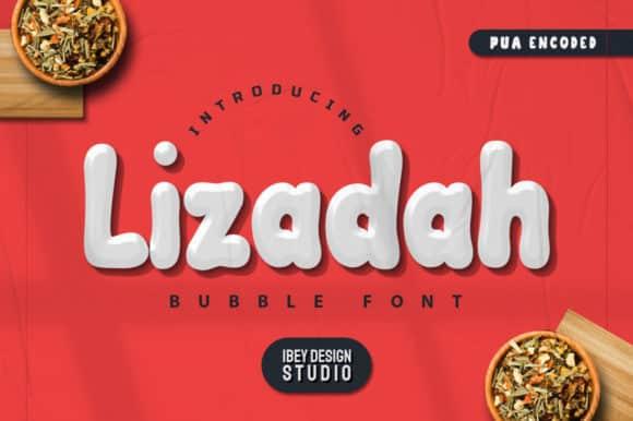 Lizadah Font