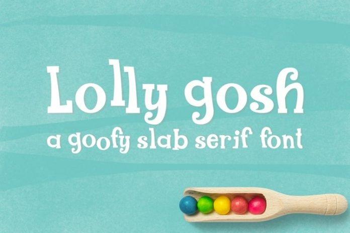 Lolly Gosh Font