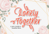 Lonely Together Font