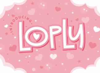 Loply Font
