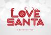 Love Santa Font