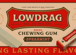 Lowdrag Font