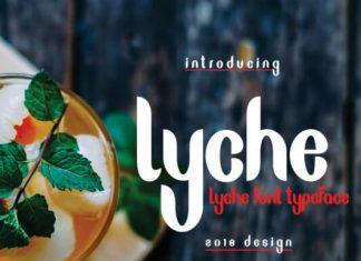 Lyche Font