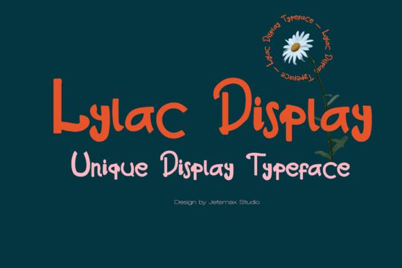 Lylac Font