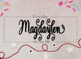 Magdaylen Font