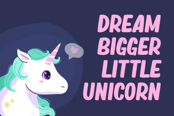 Magic Dreams Font