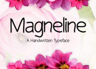Magneline Font