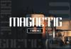 Magnetig Font