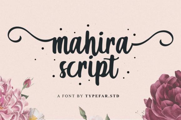 Mahira Font