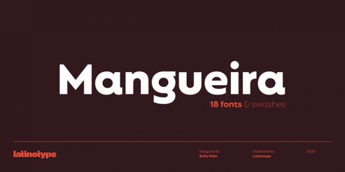 Mangueira Font Family
