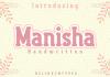 Manisha Font