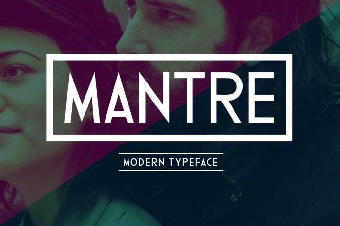 Mantre Font