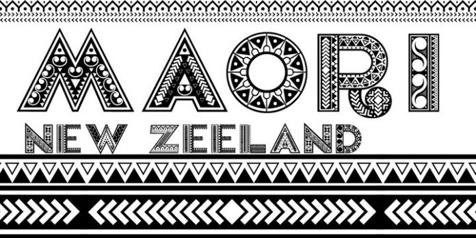 Maori New Zeeland Font
