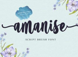 Amanise Font