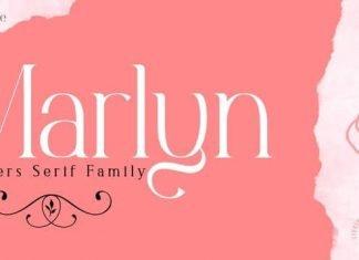 Marlyn Font Family