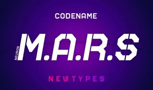 Mars New Type Font