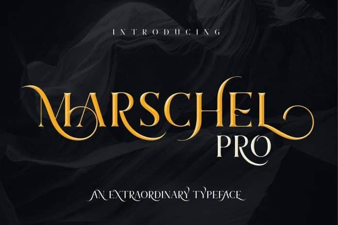 Marschel Pro Font