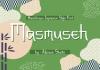 Masmuseh Font