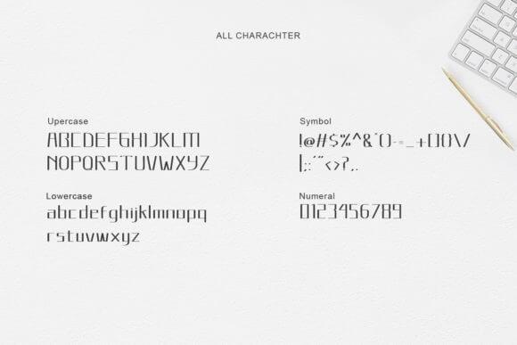 Mastofa Font