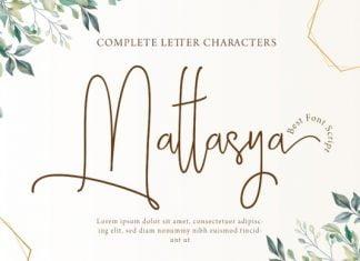 Mattasya Font
