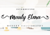 Mauty Elena Font