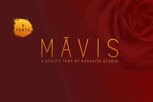 Mavis Font