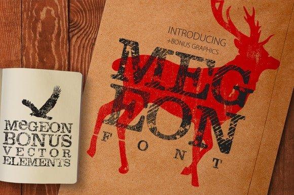 Megeon Font