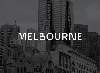 Melbourne Font