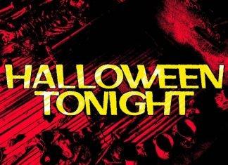 Halloween Tonight Font