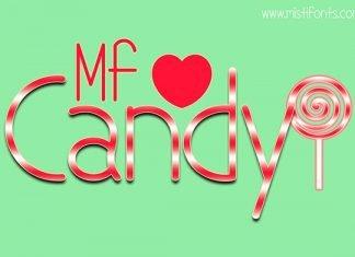 Mf Candy Font