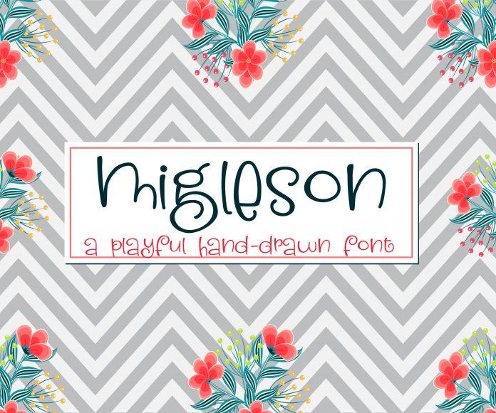 Migelson Font