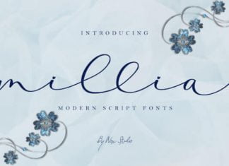Millia Font
