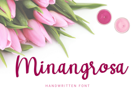 Minangrosa Font