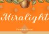 Miralight Font