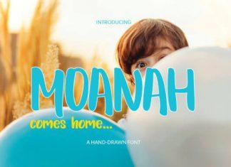 Moanah Font