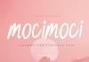 Mocimoci Font