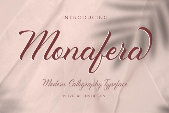 Monafera Font