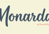 Monarda Font