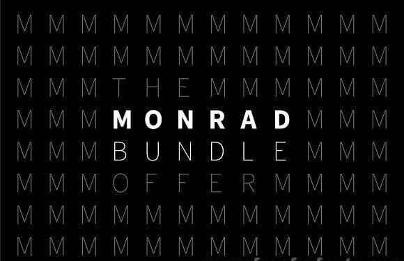 Monrad Bundle Offer – Sans + Grotesk