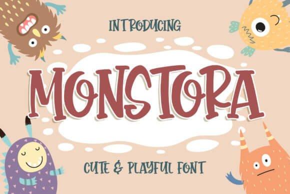 Monstora Font