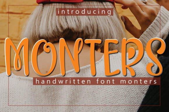Monters Font