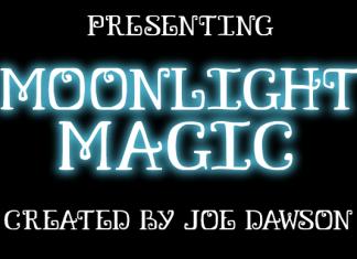 Moonlight Magic Font