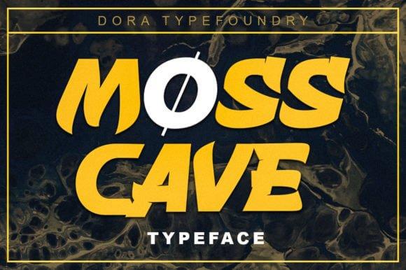 Mosscave Font
