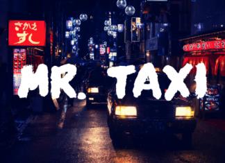 Mr. Taxi Font