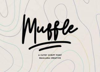 Muffle Font