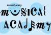 Musical Academy Font