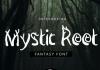 Mystic Root Font