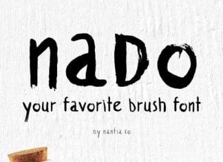 Nado Font