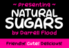 Natural Sugars Font